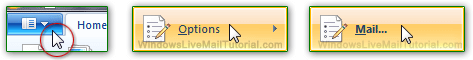 Configure Windows Live Mail settings