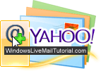 Setup Yahoo Mail account in Windows Live Mail