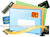 Windows Live Mail 2012 system requirements